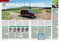GPS navigacija po bespuću