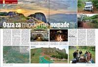 Oaza za moderne nomade