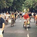 Kritična masa na ulicama Beograda