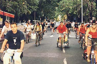 Biketour 2001.