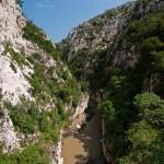 Kanjon u Rgotskom kamenu