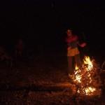 Veče uz vatru...