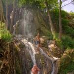 Na vodopadu