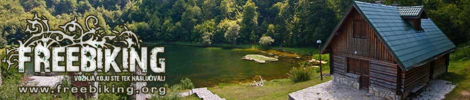 Jezero Donje bare na Zelengori