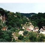 Napokon Sopotnica, mesto iza onog najdaljeg brda :)