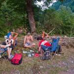 Naš kamp kod Mrtvačkog mosta
