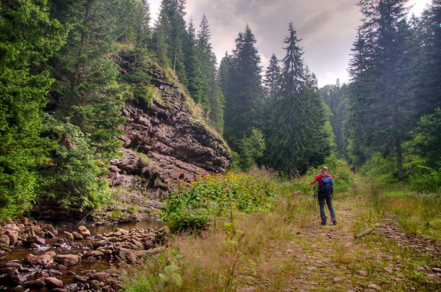 Arbinje - dolina iz bajke