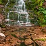 Podnožje Koprenskog vodopada