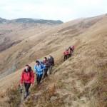 Greben planinari