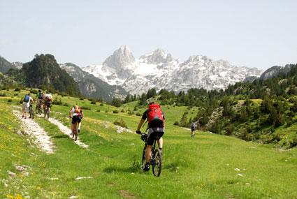 Tisovica i biciklisti