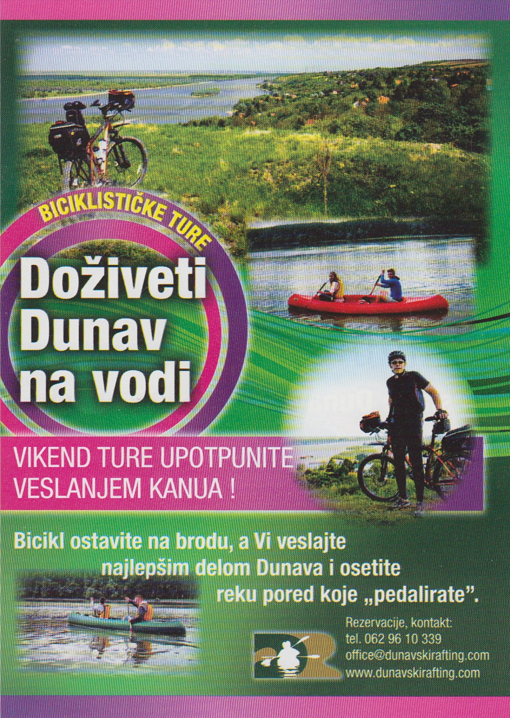 Bicikli i kajak