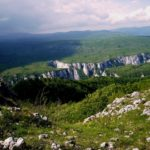 Pogled na Lazarev kanjon sa Malinika