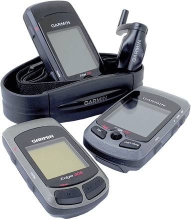 Garmin Edge - GPS ciklokompjuteri