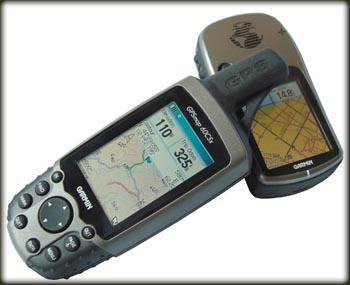 Vrste GPS hardvera