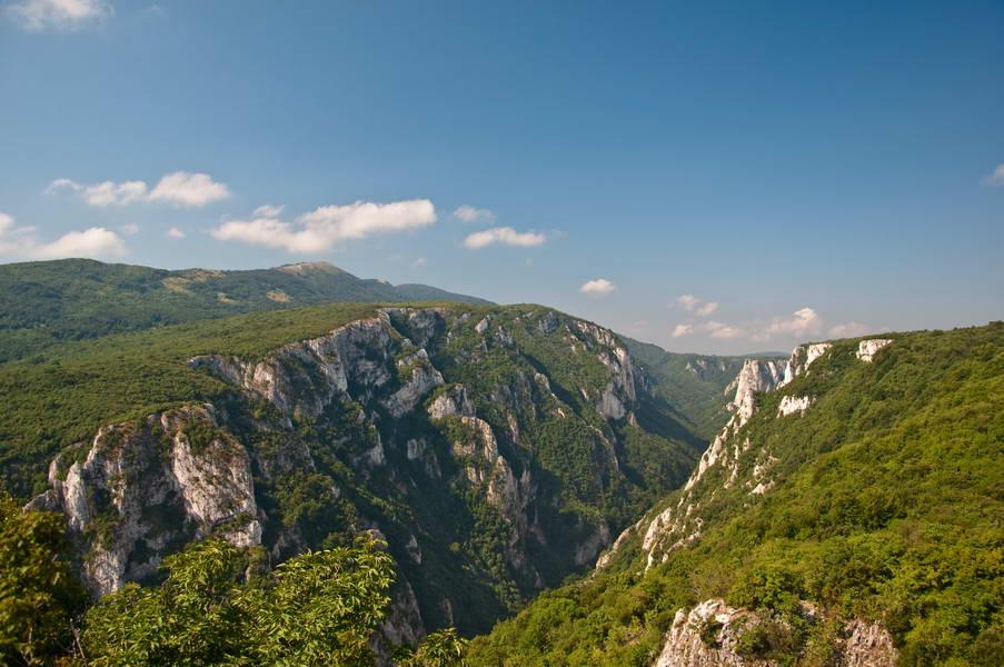 Lazarev kanjon i Malinik