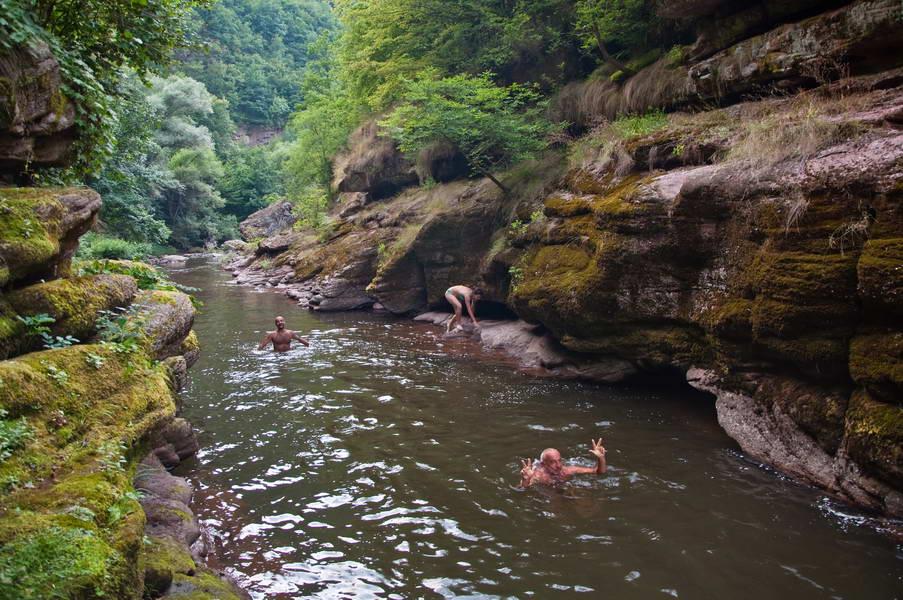 Kupanje u Temštici