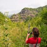 Probijanje uz Javorsku reku ka vodopadima