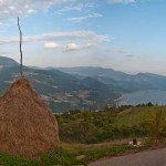 Pogled sa Košobrda na Dunav